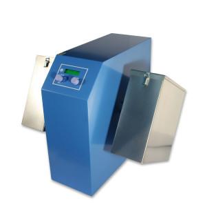 Durability tester Bioenergy TUMBLER according EN 15210-1
