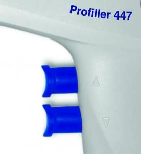 Profiller electro 447 - Finger triggers